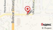Апартаменты Apartment Ieliena на карте
