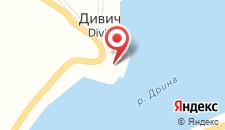 Отель Hotel Vidikovac на карте