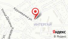 Апартаменты Apartman3 на карте