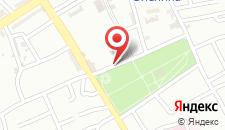 Апартаменты Centar на карте