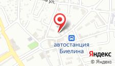 Апартаменты Apartment monte на карте