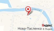 Семейный отель Wodnik на карте