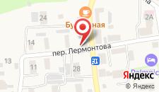 Апартаменты Скандинавский Квартал на карте