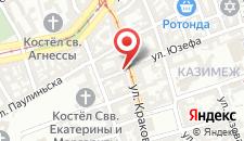 Апартаменты Miodosytnia Apartament Katarzyny на карте