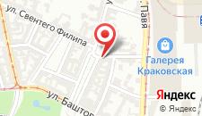 Отель Hotel Matejko на карте