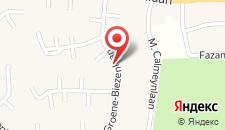 Вилла Villa 'T Zeehuysje на карте