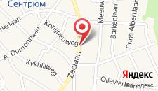 Апартаменты Appartement Delmare на карте