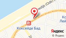 Отель Hotel Lehouck на карте