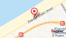 Апартаменты Residentie Sofia, Coxy-Beach, Iepenwal на карте