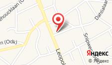 Апартаменты Zeegalm 00.01 на карте