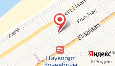 Апартаменты Apartment Duinenblik 3 на карте
