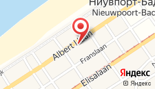 Апартаменты Res. Nieuwbries - Ternier на карте