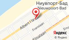 Апартаменты Clos Normand на карте