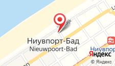 Отель Hotel Sandeshoved на карте