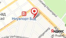 Отель Sterreke на карте