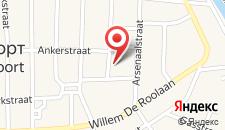 Апартаменты Baenk designappartement на карте