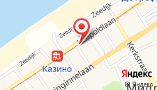 Отель Hotel Kristoffel - Mimosa на карте