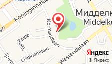 Вилла Holiday home Normandpark на карте