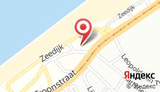 Апартаменты Zeezicht 149 - ref 88 на карте