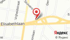 Апартаменты Elisabeth на карте