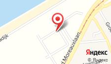 Отель Holiday home Duinhuys на карте