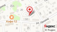 Мини-отель Бутик Отель 12 на карте