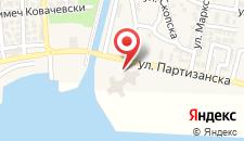 Отель Hotel Drim на карте