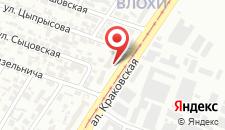 Отель Hotel Witkowski на карте
