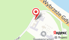 Хостел Dobre Miejsce на карте