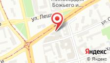 Отель Ibis Warszawa Centrum на карте