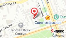 Апартаменты Exclusive Apartments – Atelier Residence на карте