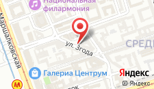 Апарт-отель Apartamenty Zgoda Warszawa by DeSilva на карте
