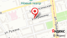 Гостевой дом Centrum Szkoleniowo-Konferencyjne Społem на карте