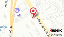 Отель Start Hotel Atos на карте