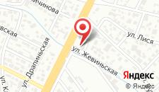 Отель Hotel Arkadia на карте