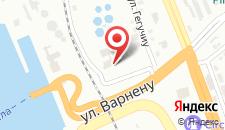 Отель ibis Styles Klaipeda Aurora на карте