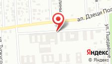 Отель Obiekt Hotelarski Patron на карте