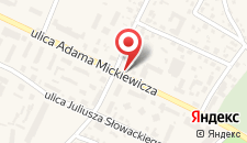 Отель Hotel Grodzki на карте