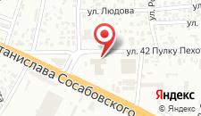 Отель Hotel Podlasie на карте