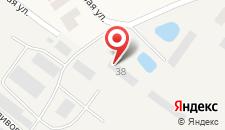 Гостиница Сильваш на карте