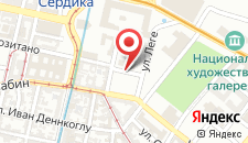 Отель Rila Hotel Sofia на карте