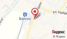 Апартаменты Todorini Kuli на карте