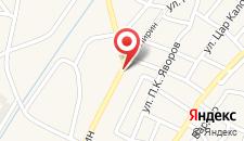 Отель Veziova House на карте