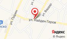Отель Hotel Dumanov на карте