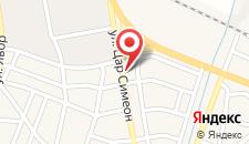 Отель Olymp Hotel на карте