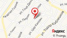 Гостевой дом Guesthouse Kiritsovi на карте