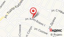 Гостевой дом Guest House Chicho Tsane на карте