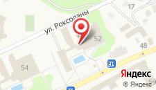 Санаторий Рубин на карте
