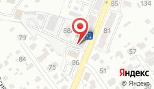 Отель Серебряный Талер на карте