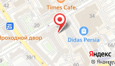 Апартаменты Уют на Маяковского на карте